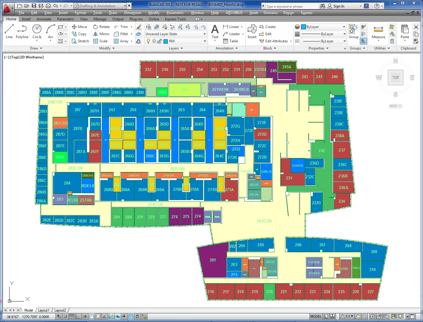Overlay with Design Management for AutoCAD