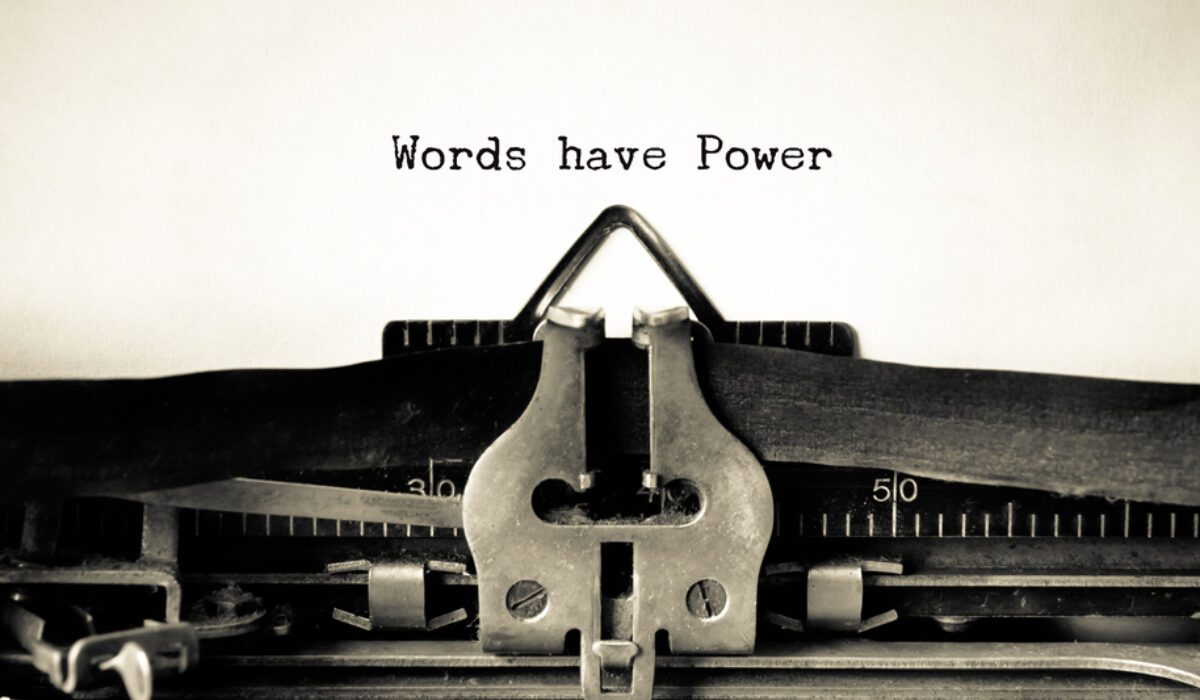 The Power of One Single, Small Word